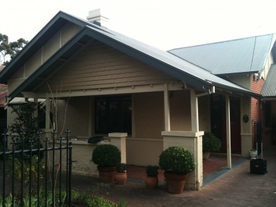 Before: Toorak Gardens Colour Consulting