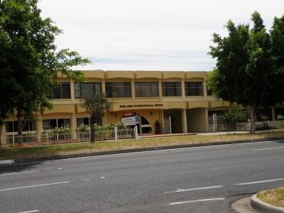 Before - Adelaide International Hotel