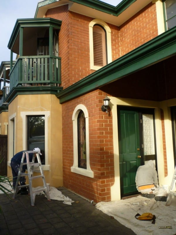 Before: Exterior Colour Consulting - Malvern