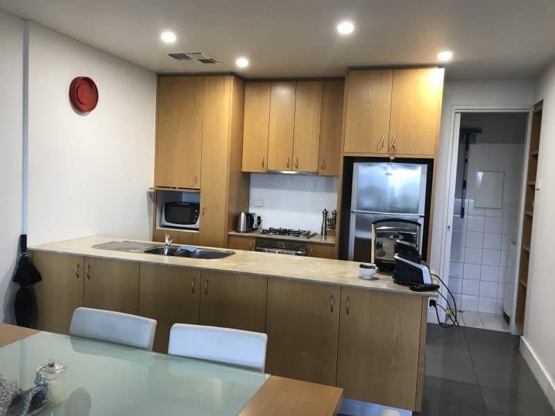 Before: Hurtle Square - mini kitchen make over for sale