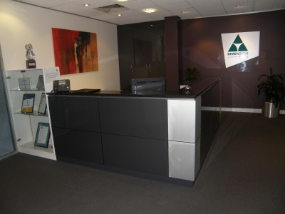After: Dimension Data Reception