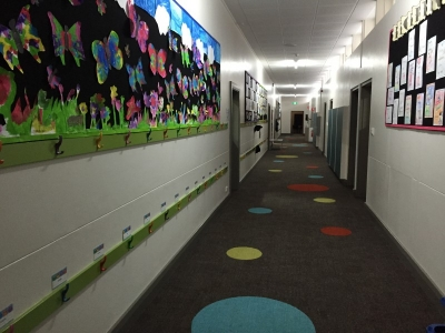 After: Heritage College Primary