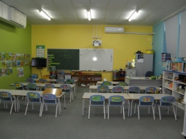 After - Junior Primary Classroom