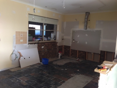 Before - Kitchen by Cabinets & More