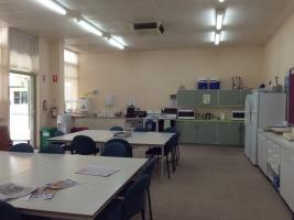 Before - Heritage College Staff Kitchen