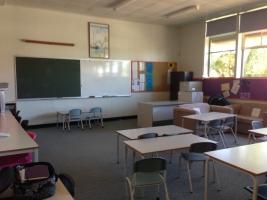 Before - Junior Primary Classroom
