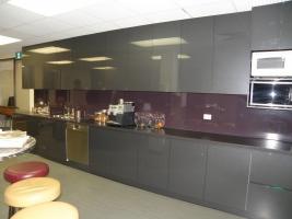 After:  Staff Kitchen