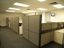 After: Office fitout