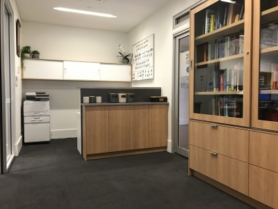After: SAPBTC office Addition