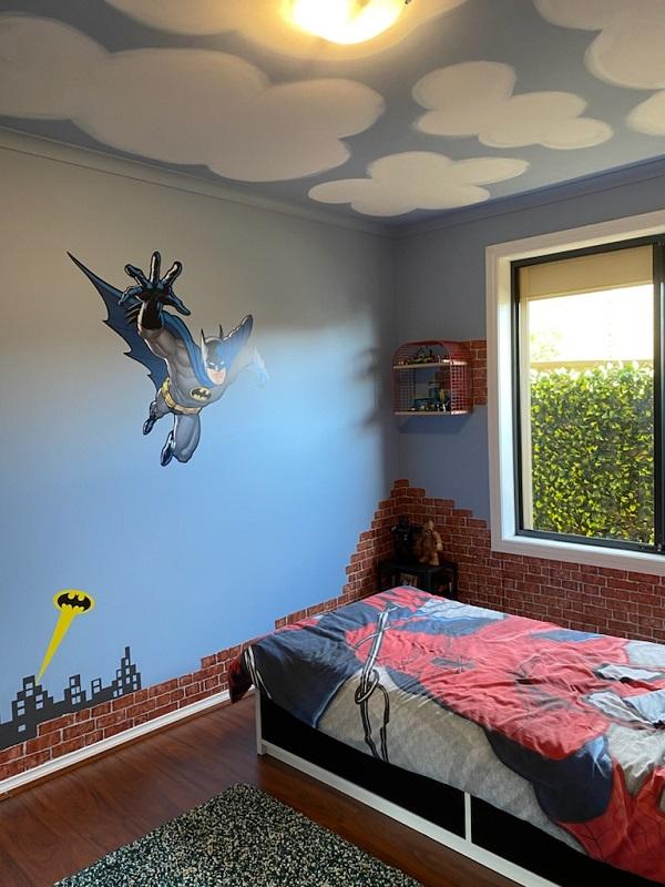 Kids Room - Ceiling Clouds