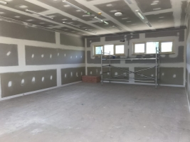 Art Room - Before photo for upper primary school