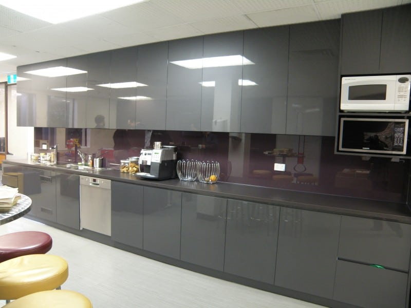 Dimension Data - Staff Room 2010