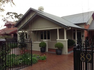 After: Toorak Gardens Colour Consulting